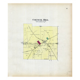 1893, Council Hill, Illinois, United States Giclee Print