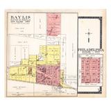 1912, Baylis, Philadelphia, Illinois, United States Giclee Print