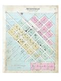 1897, Aullville, Missouri, United States Giclee Print