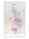 1904, Republic, Missouri, United States Giclee Print