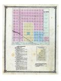 1874, LeRoy, Lytleville, Illinois, United States Giclee Print