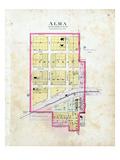 1897, Alma, Missouri, United States Giclee Print
