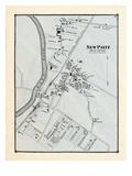 1875, New Paltz, New York, United States Giclee Print