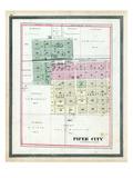 1884, Piper City, Illinois, United States Giclee Print