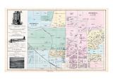 1891, Hudson 2, Ohio, United States Giclee Print