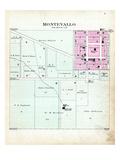 1903, Montevallo, Missouri, United States Giclee Print