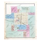 1872, Delavan, Illinois, United States Giclee Print