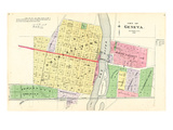 1892, Geneva City, Illinois, United States Giclee Print