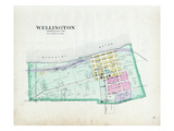 1897, Wellington, Missouri, United States Giclee Print