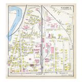 1892, Nashua 1, New Hampshire, United States Giclee Print