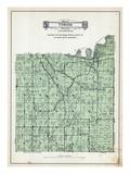 1929, Tyrone Township, Minnesota, United States Giclee Print