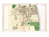 1879, Augusta, Maine, United States Giclee Print