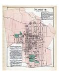 1874, Nazareth, Pennsylvania, United States Giclee Print