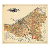 1898, Cleveland, Ohio, United States Giclee Print