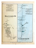 1879, Hyattstown, Clarksburgh, District of Columbia, United States Giclee Print