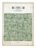 1929, Sharon Township, Dresselville, Minnesota, United States Giclee Print