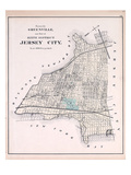 1873, Jersey City - Sixth District, New Jersey, United States Giclee Print