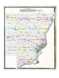 1896, Peoria County, Illinois, United States Giclee Print
