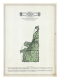 1929, Le Sueur Township, Minnesota, United States Giclee Print