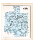 1879, Albion, Maine, United States Giclee Print