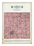 1929, Lexington Township, Le Sueur Center, Hockridge Lake, Clear Lake, Minnesota, United States Giclee Print