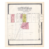 1912, Pittsfield - South, Illinois, United States Giclee Print