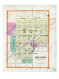 1895, Montrose, Missouri, United States Giclee Print