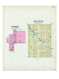 1895, Norris, Maurine, Missouri, United States Giclee Print