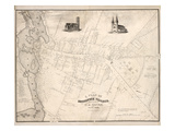 1846, Brunswick 1846, Maine, United States Giclee Print