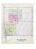 1895, Blairstown, Missouri, United States Giclee Print