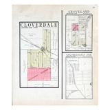 1929, Cloverdale, Groveland, Illinois, United States Giclee Print