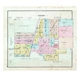1874, Augusta, Illinois, United States Giclee Print