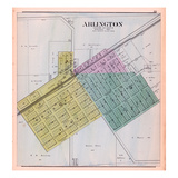 1892, Arlington, Illinois, United States Giclee Print