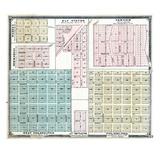 1875, New Market, Warren, Ely Station, Fairview, West Philadelphia, Nettleton, Philadelphia, Missou Giclee Print