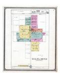 1916, Malta Bend, Missouri, United States Giclee Print