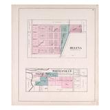 1898, Helena, Whitesville, Missouri, United States Giclee Print