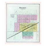 1892, Malden, Illinois, United States Giclee Print