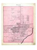 1905, Payne Township, Ohio, United States Giclee Print