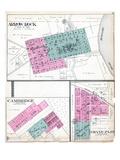 1916, Arrow Rock, Cambridge, Grand Pass, Missouri, United States Giclee Print