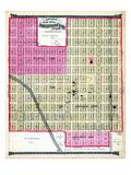 1882, Arkansas City, Kansas, United States Giclee Print