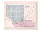 1898, Amazonia, Missouri, United States Giclee Print