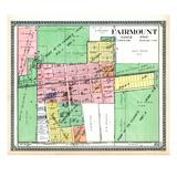 1915, Fairmount, Illinois, United States Giclee Print