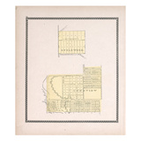 1898, Englewood, Longview, Indiana, United States Giclee Print