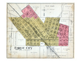 1918, Forest City, Missouri, United States Giclee Print