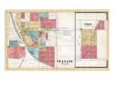1918, Mulvane, Corbin, Kansas, United States Giclee Print