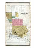 1918, Mound City, Missouri, United States Giclee Print