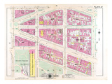 1903, Plate 037, District of Columbia, United States, Armory Square Giclee Print