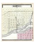 1883, Momence, Illinois, United States Giclee Print