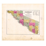 1906, Charles County, South Dakota, United States Giclee Print