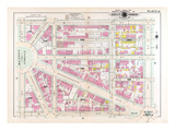 1903, Plate 013, District of Columbia, United States, Dupont Circle Giclee Print